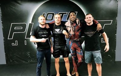 Kyle Chambers to Compete at Combat Jiu Jitsu Worlds