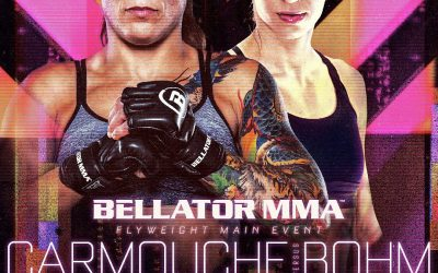 Liz Carmouche to Headline Bellator Debut